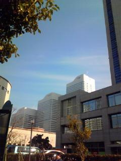 いーい天気!